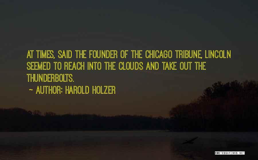 Harold Holzer Quotes 2189383