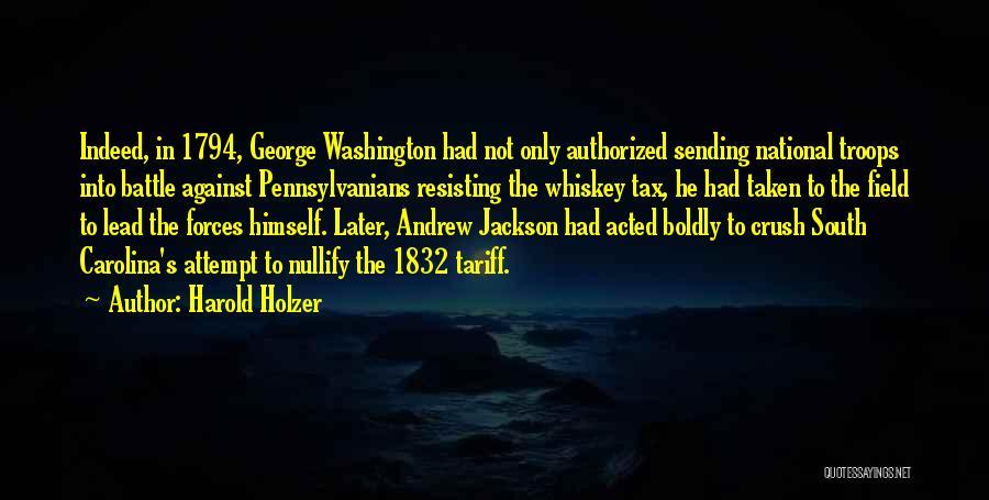 Harold Holzer Quotes 2249973