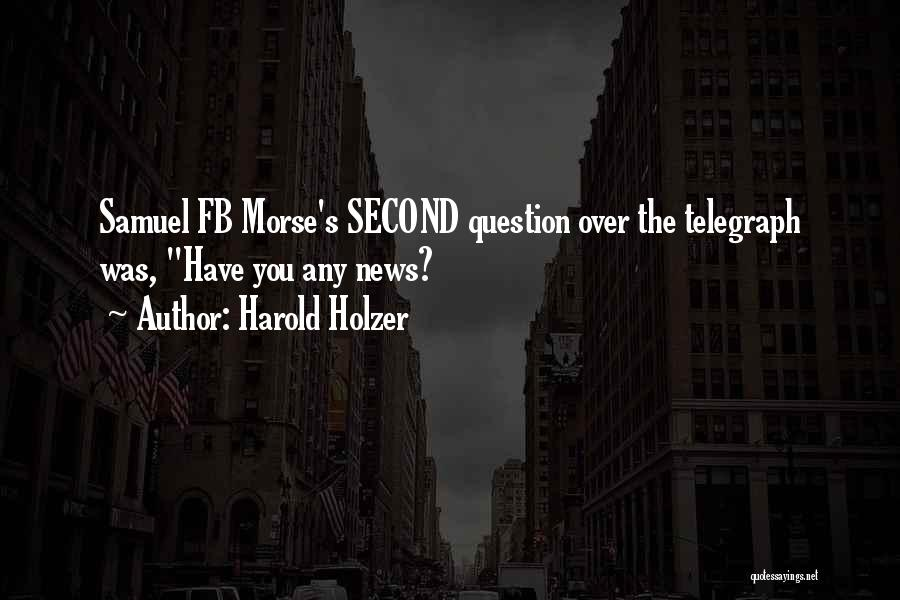 Harold Holzer Quotes 268884