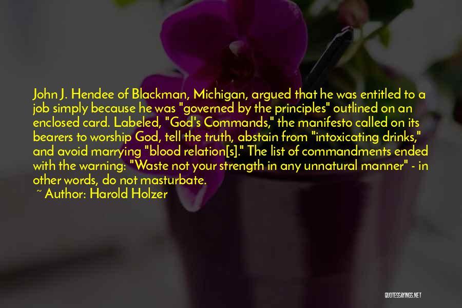 Harold Holzer Quotes 577099