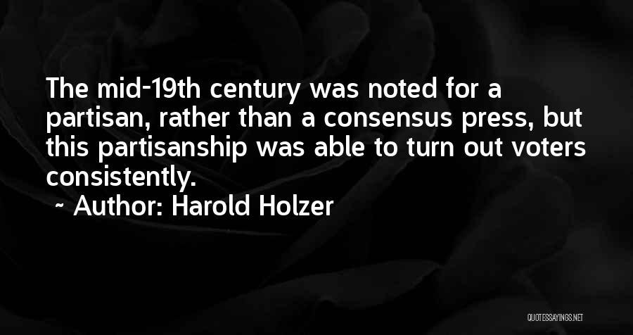 Harold Holzer Quotes 827710