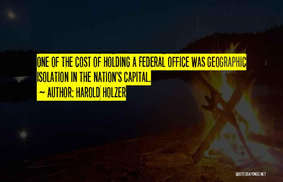 Harold Holzer Quotes 958789