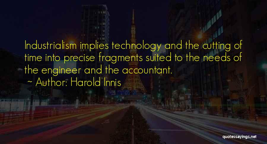 Harold Innis Quotes 1686728