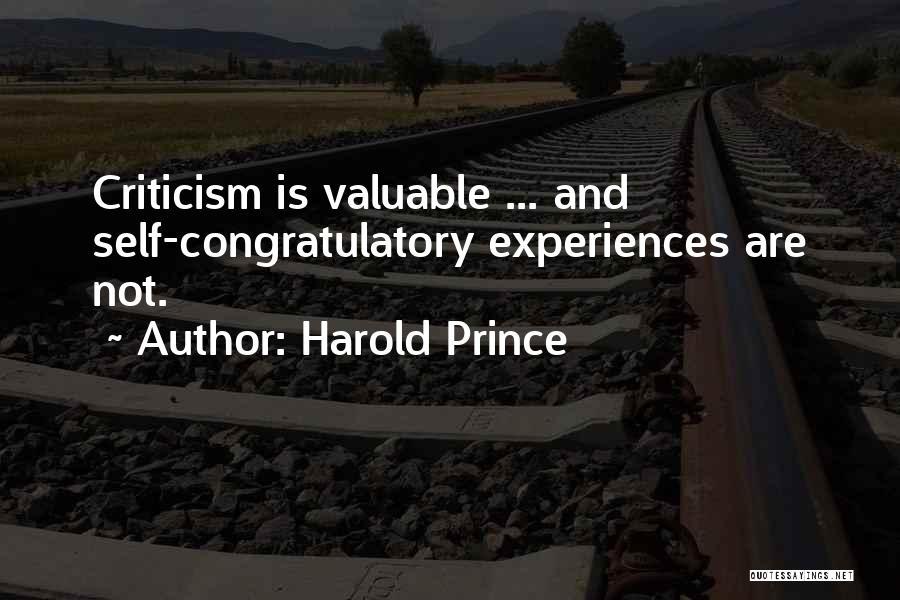 Harold Prince Quotes 2022233