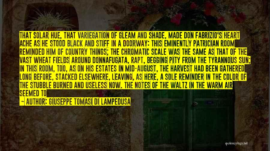 Harping On The Past Quotes By Giuseppe Tomasi Di Lampedusa