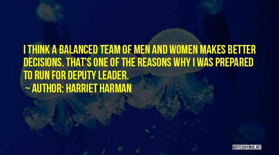 Harriet Harman Quotes 1259822