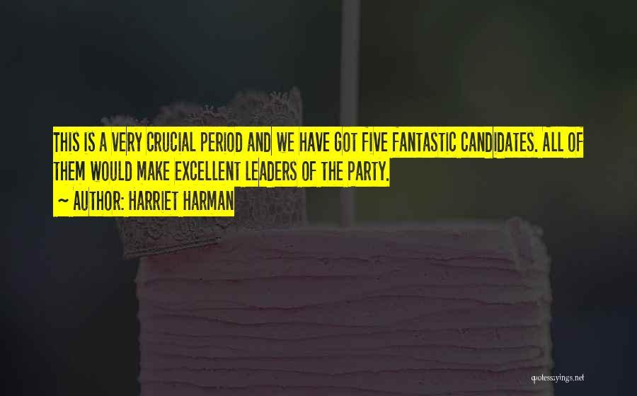 Harriet Harman Quotes 1463002