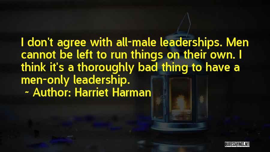 Harriet Harman Quotes 1502212