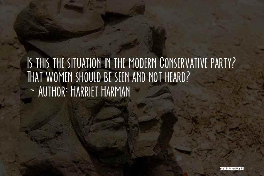 Harriet Harman Quotes 1558313