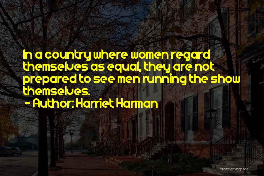 Harriet Harman Quotes 166296