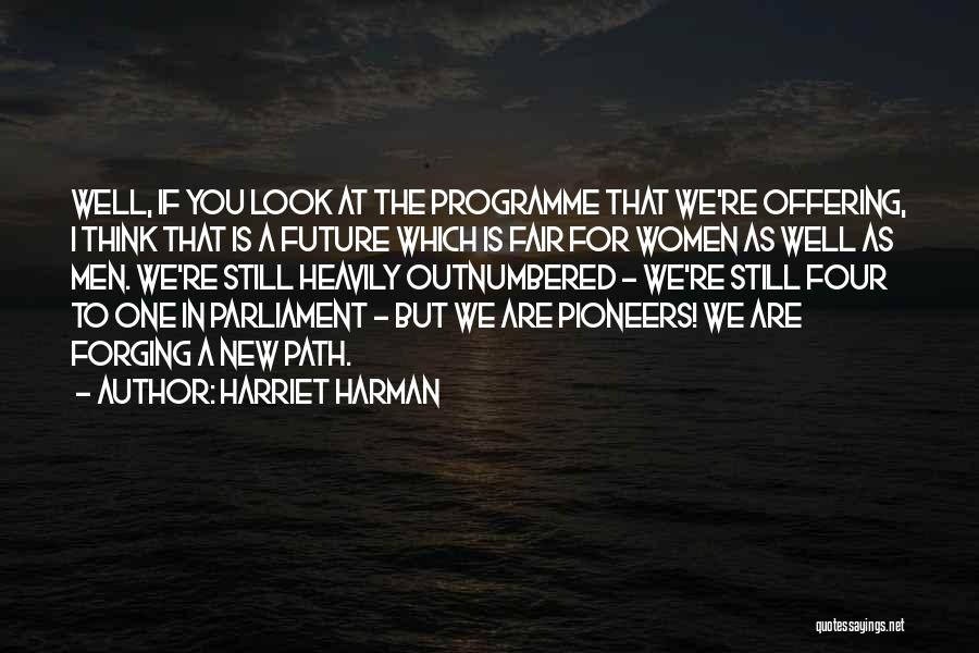 Harriet Harman Quotes 1831119