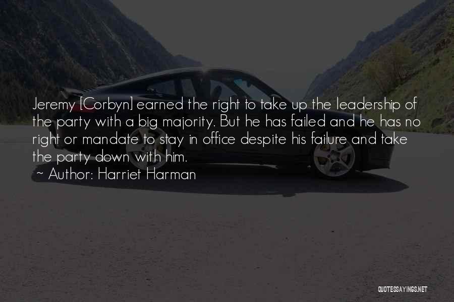 Harriet Harman Quotes 1856023