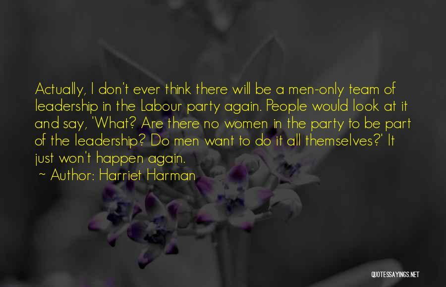 Harriet Harman Quotes 1944520