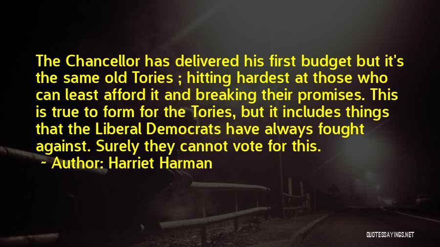 Harriet Harman Quotes 2201852
