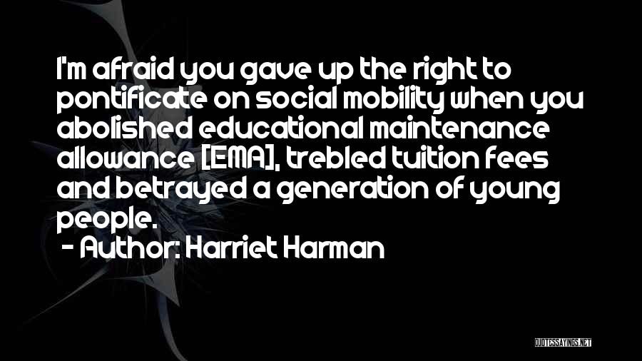 Harriet Harman Quotes 496081