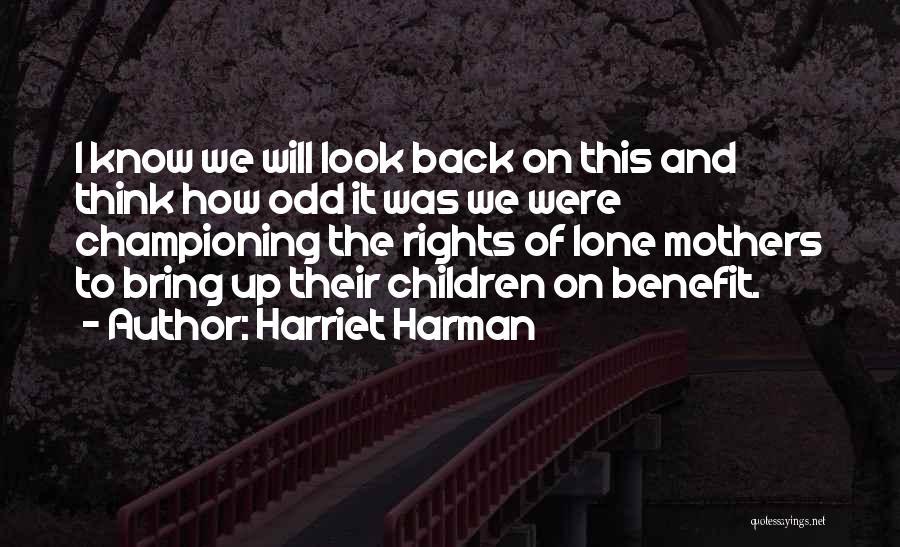 Harriet Harman Quotes 692259