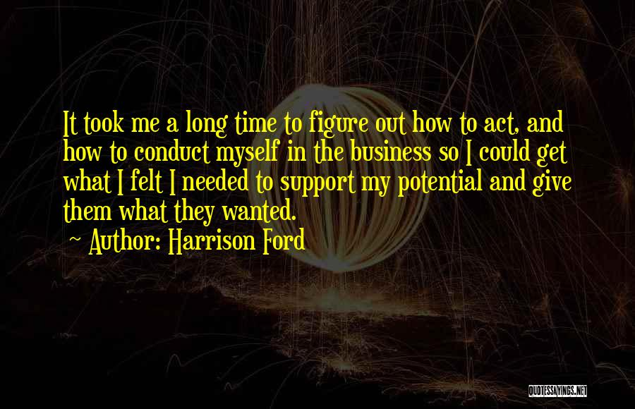 Harrison Ford Quotes 1189525