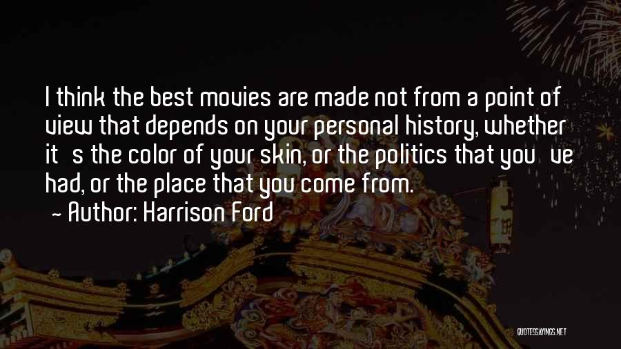 Harrison Ford Quotes 151344