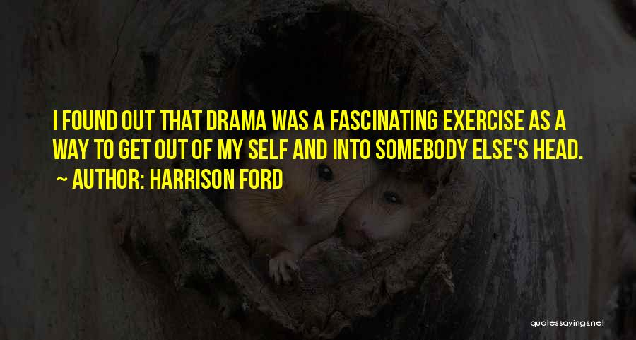 Harrison Ford Quotes 1846431