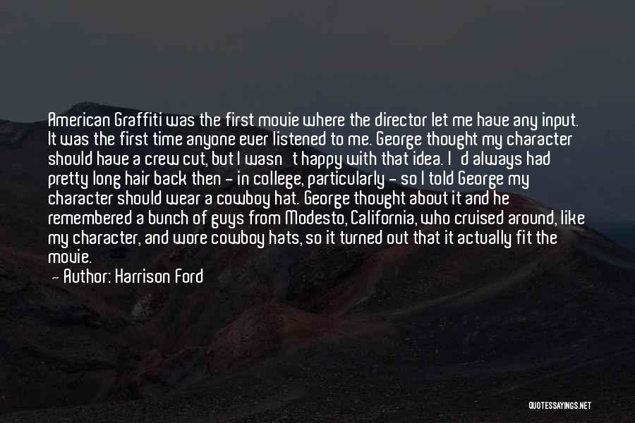 Harrison Ford Quotes 2039014