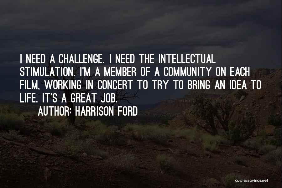 Harrison Ford Quotes 369004