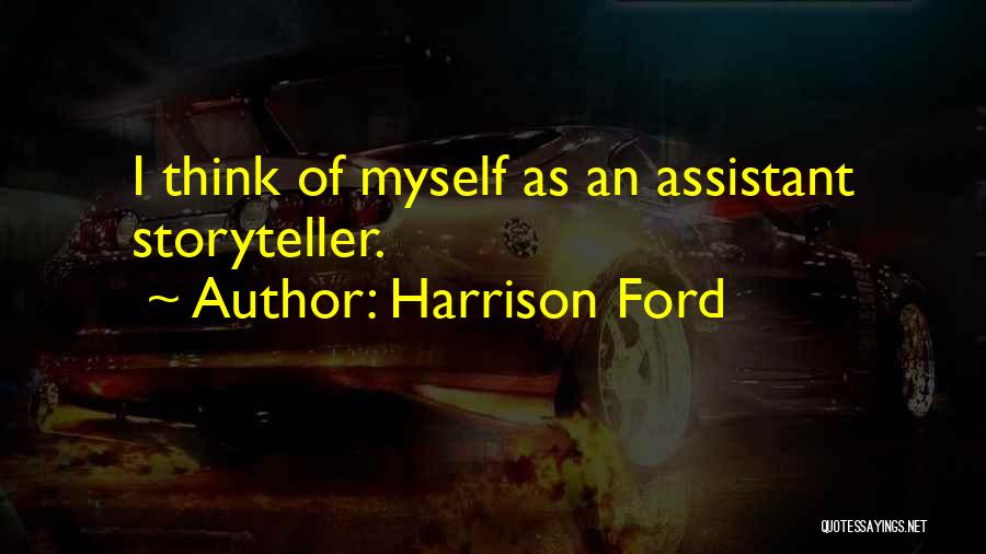 Harrison Ford Quotes 613483