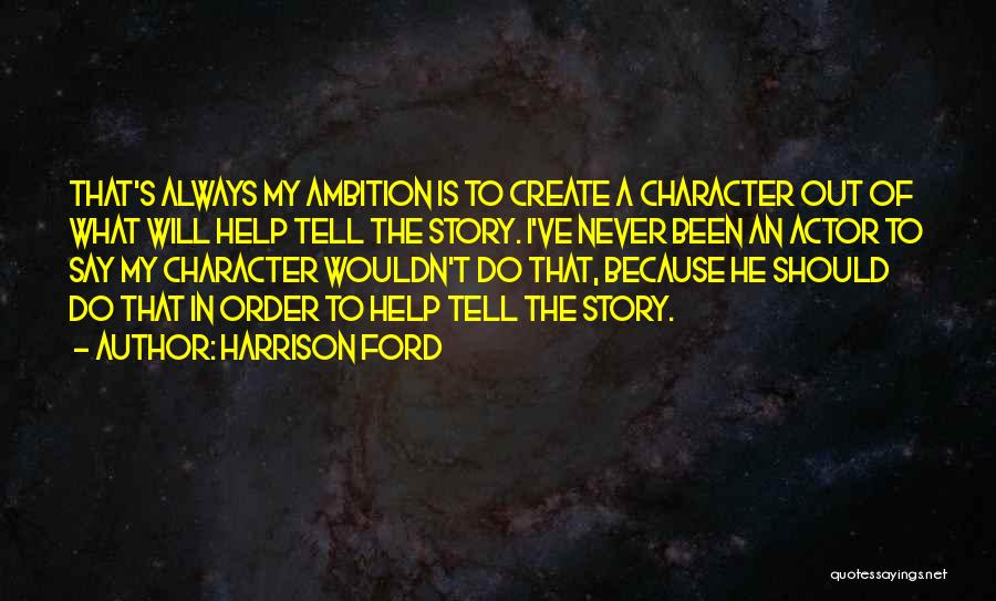 Harrison Ford Quotes 725863