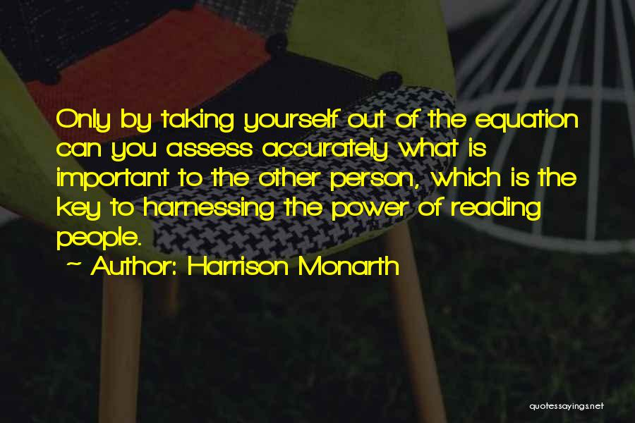 Harrison Monarth Quotes 2055879