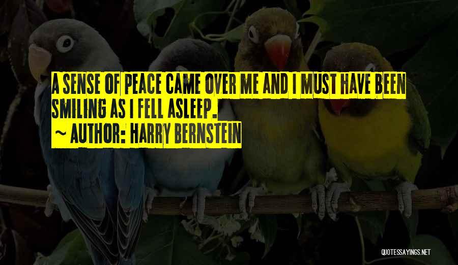 Harry Bernstein Quotes 1661794
