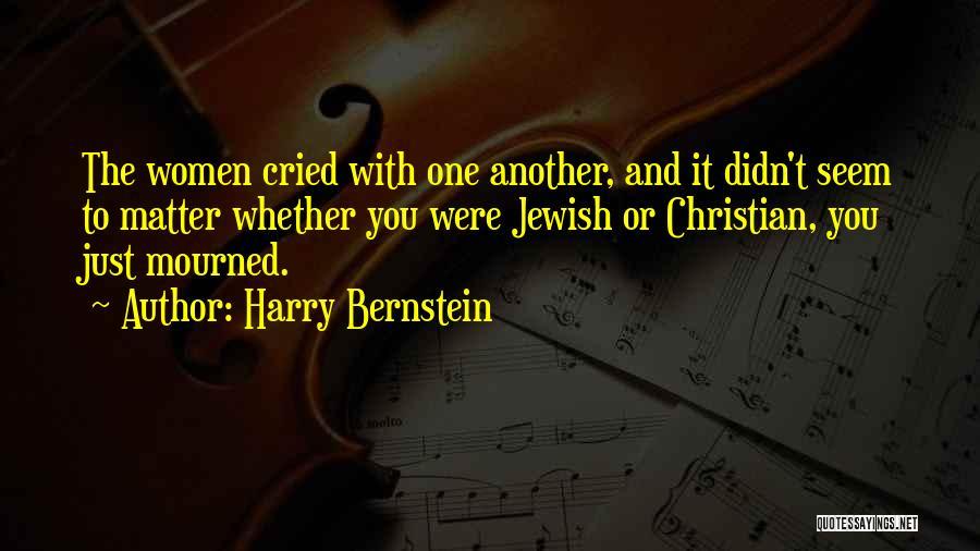 Harry Bernstein Quotes 2208040