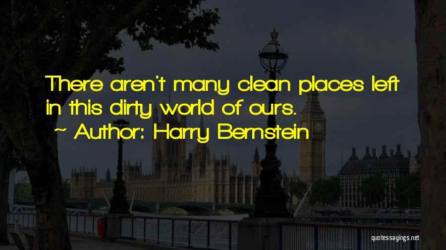 Harry Bernstein Quotes 475768