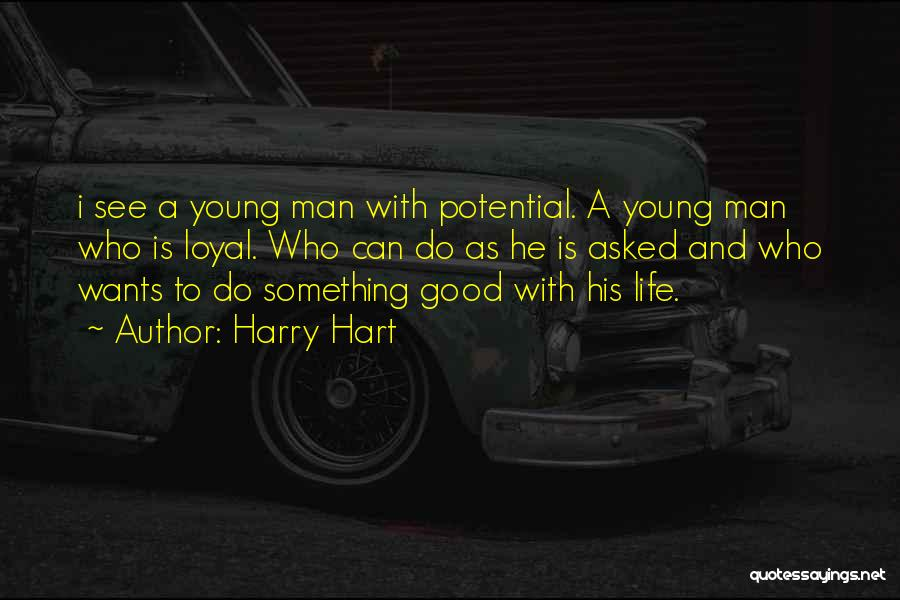 Harry Hart Quotes 914343