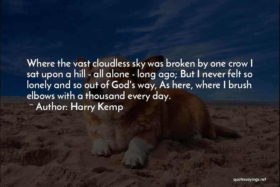 Harry Kemp Quotes 1783092