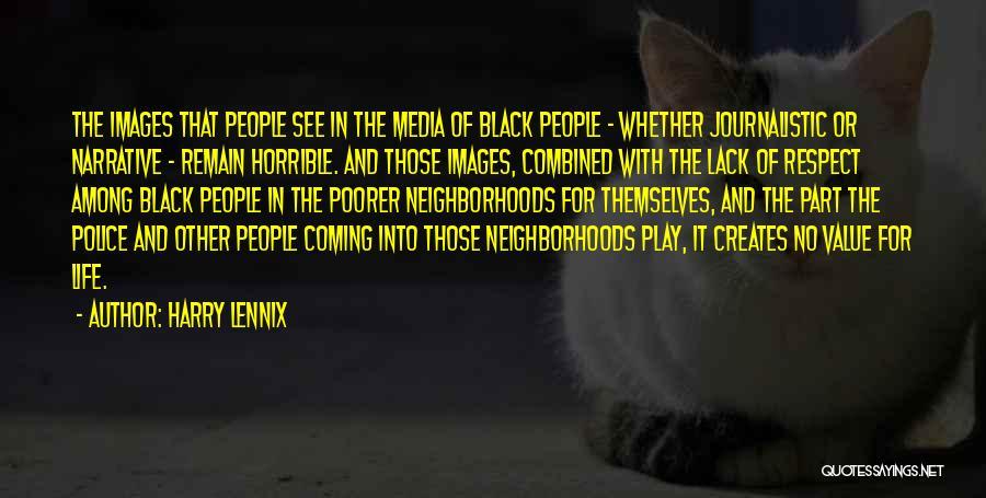 Harry Lennix Quotes 839200