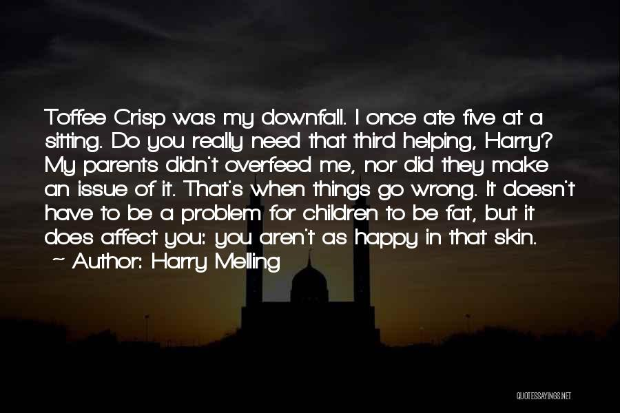Harry Melling Quotes 1437102