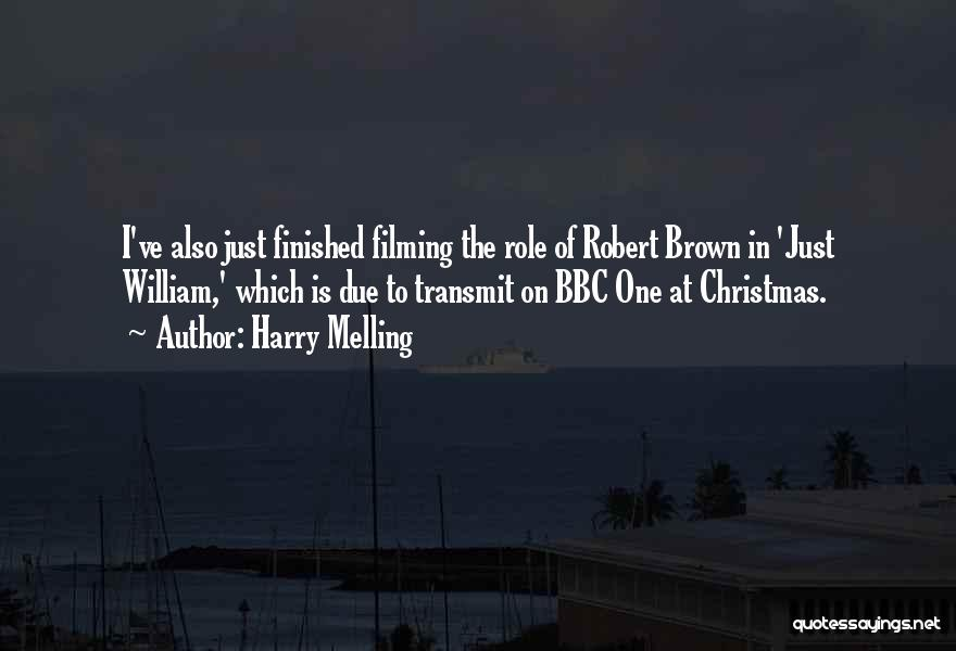 Harry Melling Quotes 2101432