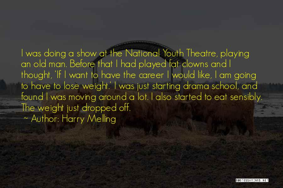 Harry Melling Quotes 646063