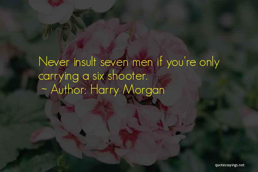 Harry Morgan Quotes 1519048