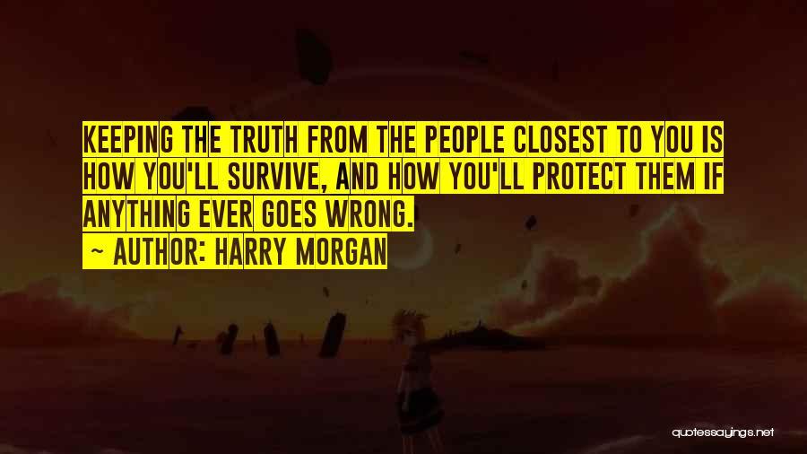 Harry Morgan Quotes 253216