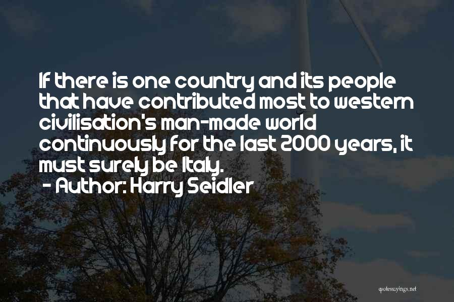Harry Seidler Quotes 1223523