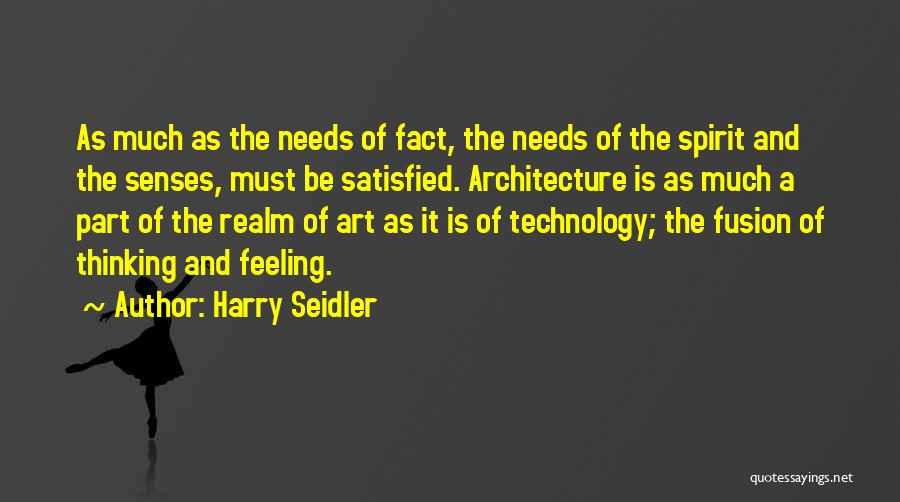 Harry Seidler Quotes 1266652