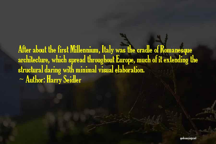 Harry Seidler Quotes 2270106