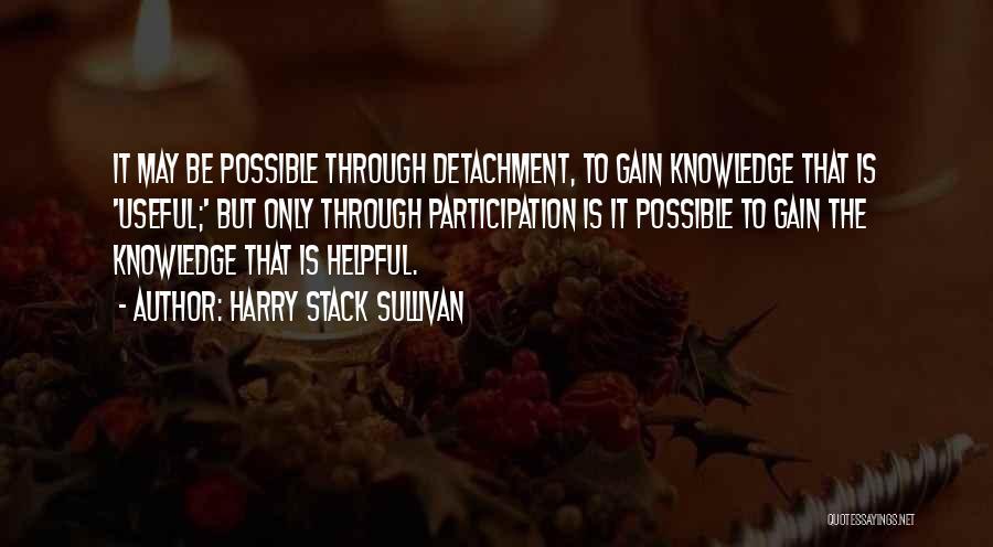 Harry Stack Sullivan Quotes 357492