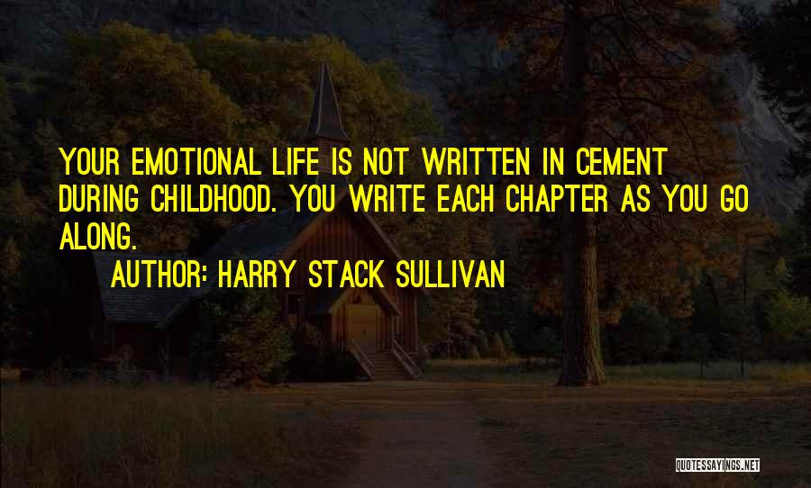 Harry Stack Sullivan Quotes 937969