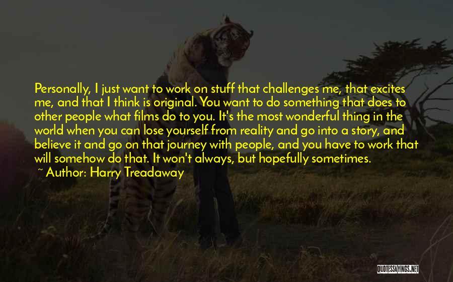 Harry Treadaway Quotes 1122287
