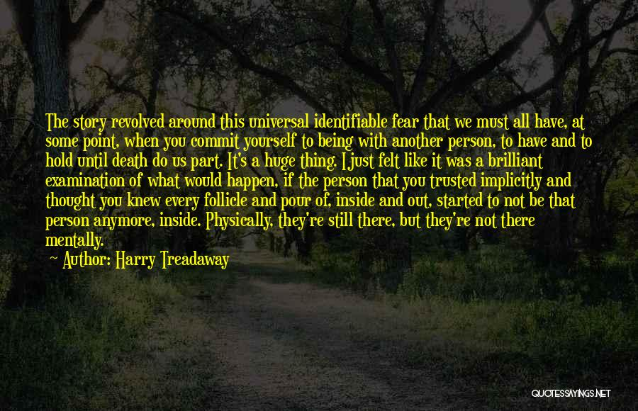 Harry Treadaway Quotes 1264203