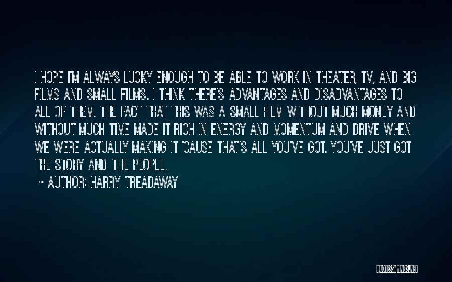 Harry Treadaway Quotes 1295658