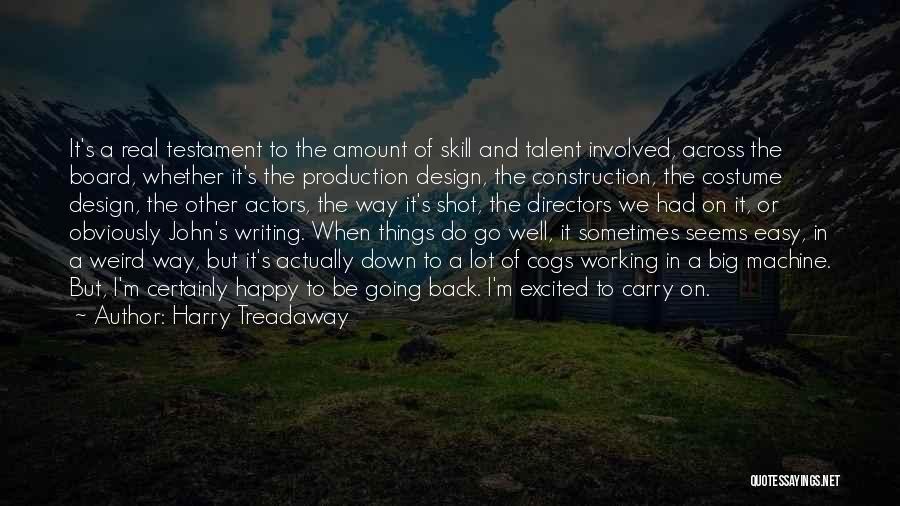 Harry Treadaway Quotes 1428332