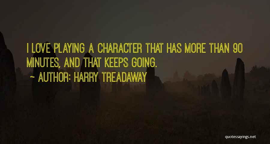 Harry Treadaway Quotes 1521829