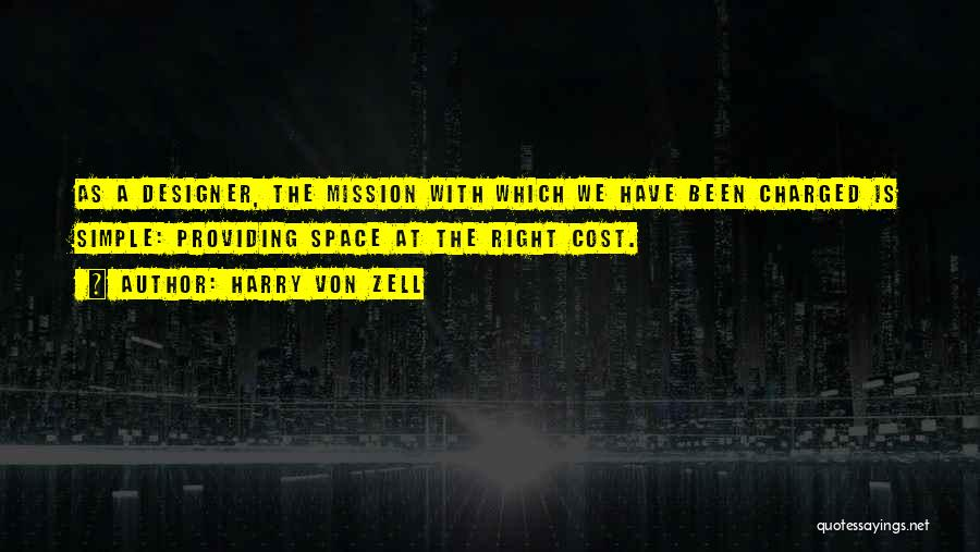 Harry Von Zell Quotes 624823